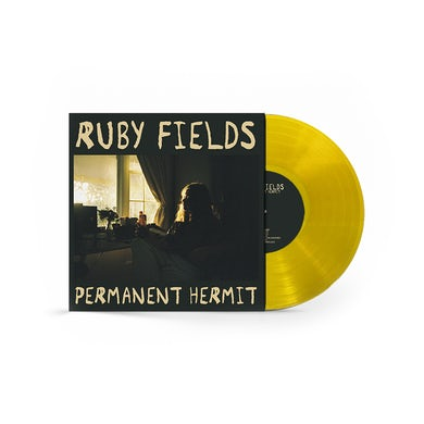 "Ruby Fields Permanent Hermit / Your Dad's Opinion For Dinner 12"" Vinyl (Beer)"
