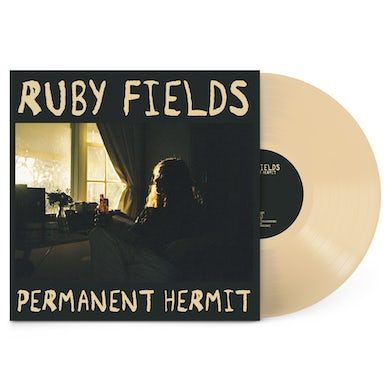 """Ruby Fields Permanent Hermit / Your Dad's Opinion For Dinner 12"""" Vinyl (Beer)"""