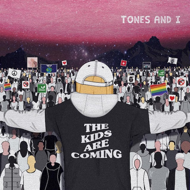 Tones And I The Kids Are Coming EP CD
