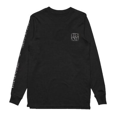 The Kite String Tangle P0L4R / C0D3X Longsleeve (Black)