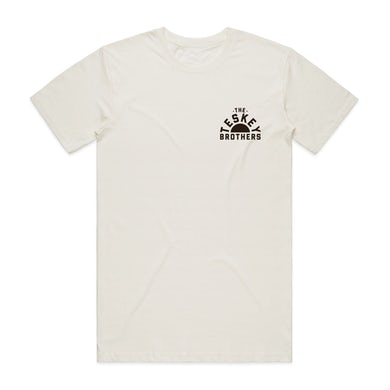The Teskey Brothers Pocket Cockatoo Tee (Natural)