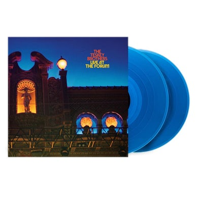 The Teskey Brothers Live At The Forum 2LP (180g Blue Gatefold) (Vinyl)