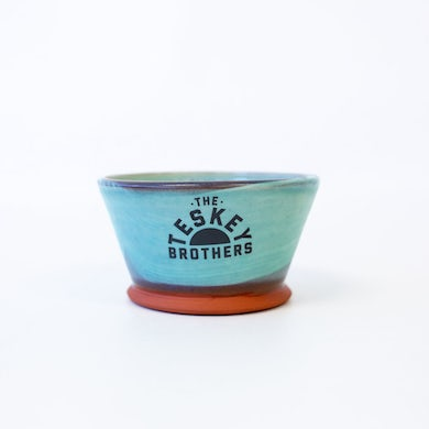 The Teskey Brothers Ceramic Bowl