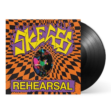 "Skegss Rehearsal 12"" Vinyl (Orange Outer Sleeve)"