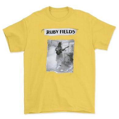 Ruby Fields Wombarra Bowlo Tee (Yellow)