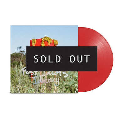 """Pist Idiots  Idiocracy Limited Edition 12"""" Vinyl (Exclusive Red)"""
