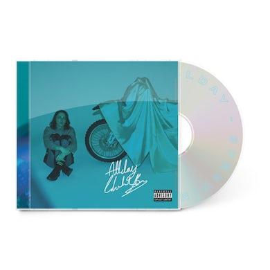 Allday Signed Speeding CD
