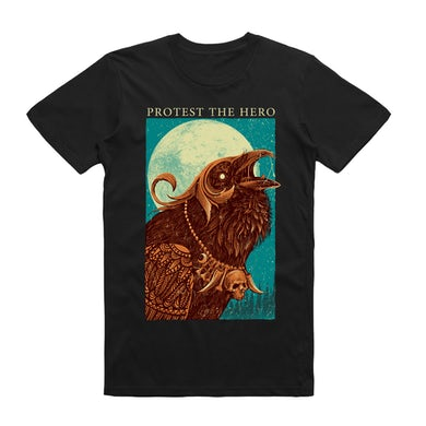 Protest The Hero Mythical Crow Tee (Black)