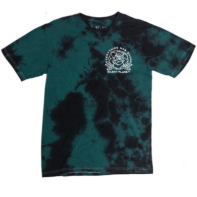 Silent Planet Everything Was Sound Tee (Emerald Dye)
