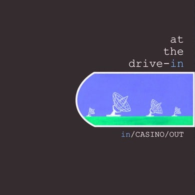 """At The Drive-In in/CASINO/OUT (12"""" Vinyl)"""