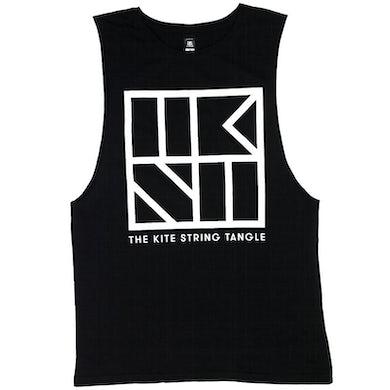 The Kite String Tangle TKST Sleeveless (Black)
