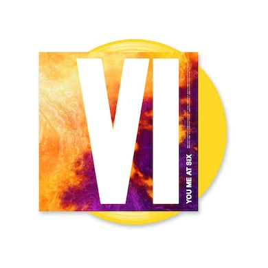 "You Me At Six VI 12"" Vinyl (Transparent Yellow)"