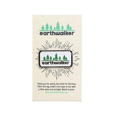 Earthwalker Tribe Forest Enamel Pin