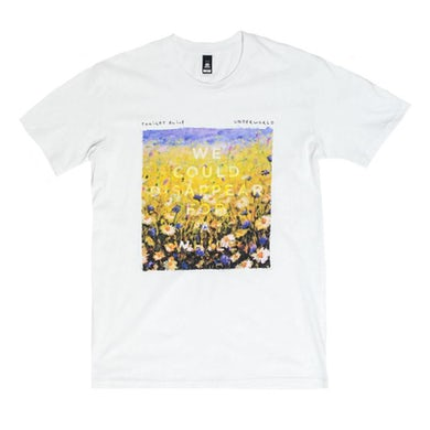 Tonight Alive Flower Painting Tee (White)