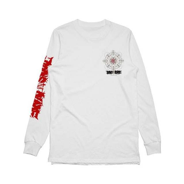 Boris the Blade Infernum Long Sleeve (White)