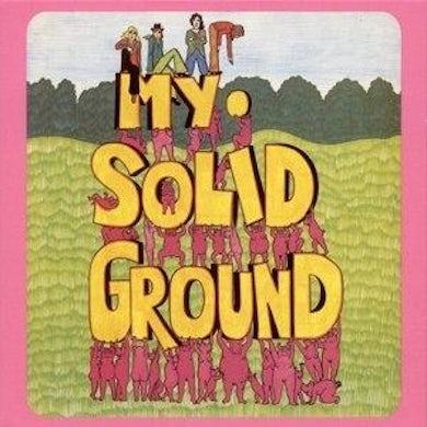 My Solid Ground SCHWARZ) (12'' Vinyl)