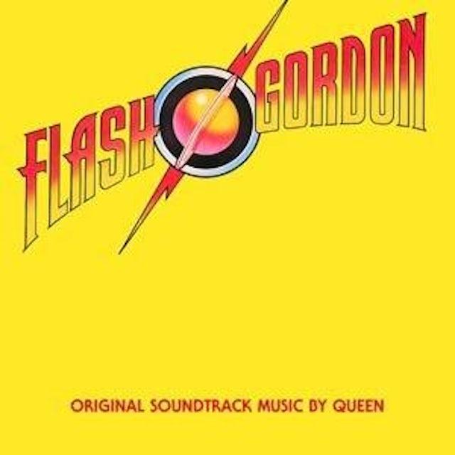 Queen FLASH GORDON (LIMITED BLACK VINYL) (12'' Vinyl)