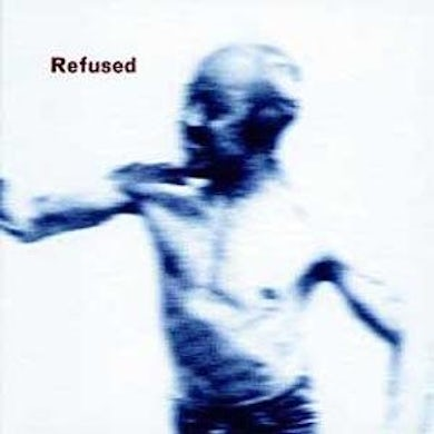 Refused SONGS TO FAN THE FLAMES OF DISCONTENT (WHITE LP) (12'' Vinyl)