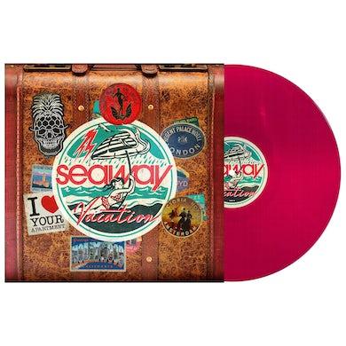 "SEAWAY Vacation 12"" Vinyl (Bright Pink)"