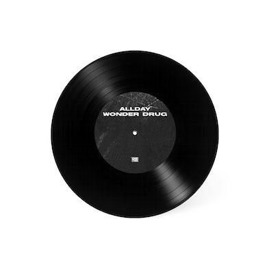 "Allday Wonder Drug 7"" (Black) (Vinyl)"