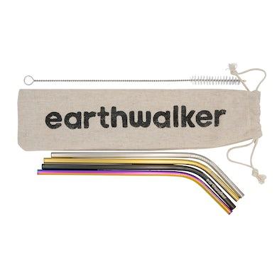 Earthwalker Tribe Soda Straw Set