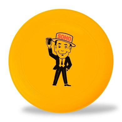 Violent Soho Mr Soho Frisbee