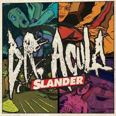 Dr. Acula Slander (CD)