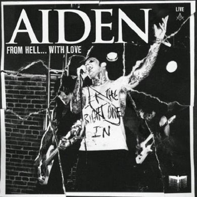 Aiden From Hell With Love (CD/DVD)