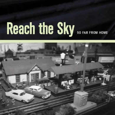 Reach The Sky So Far From Home (CD)