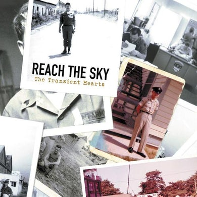 Reach The Sky The Transient Hearts (CD)
