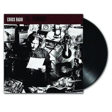 """Chuck Ragan Till Midnight 12"""" Vinyl (Black)"""