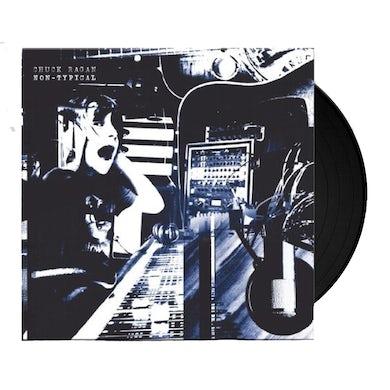 "Chuck Ragan Non-Typical 7"" (Black) (Vinyl)"