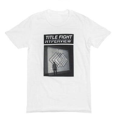 Title Fight Hyperview Tee (White)