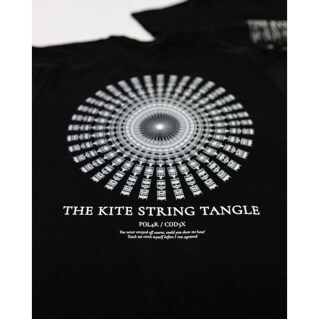 The Kite String Tangle P0L4R / C0D3X Longsleeve (Black)