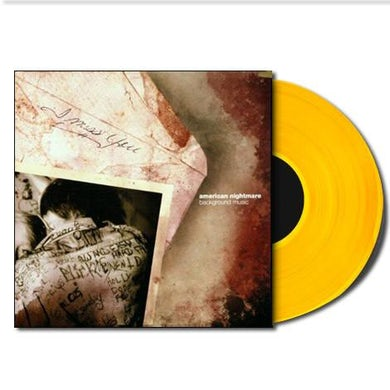 Give Up The Ghost Background Music (Coloured Vinyl)