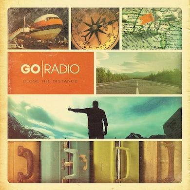 Go Radio Close The Distance (CD)