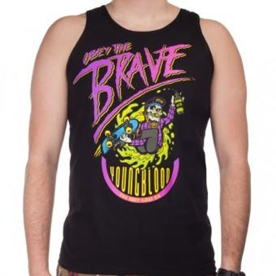 Obey The Brave The Beat Goes On (Tank)