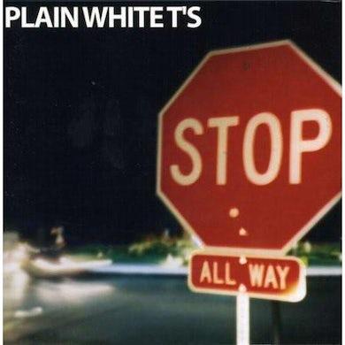 Plain White T's Stop (CD)