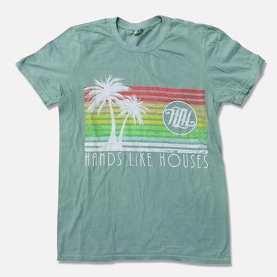 Hands Like Houses Palms (Green Tee)