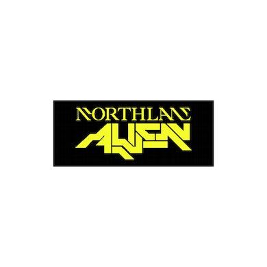 Northlane Alien Vinyl Sticker