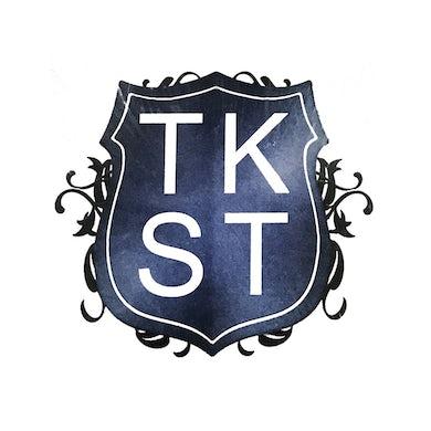The Kite String Tangle TKST Emblem Sticker