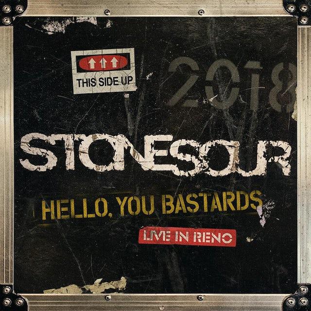 Stone Sour Hello, You Bastards: Live In Reno (CD) // PREORDER