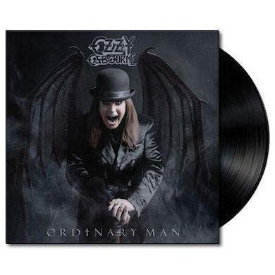 "Ozzy Osbourne Ordinary Man 12"" Vinyl"
