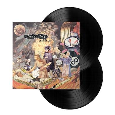 Green Day Insomniac 2LP Vinyl (25th Anniversary)