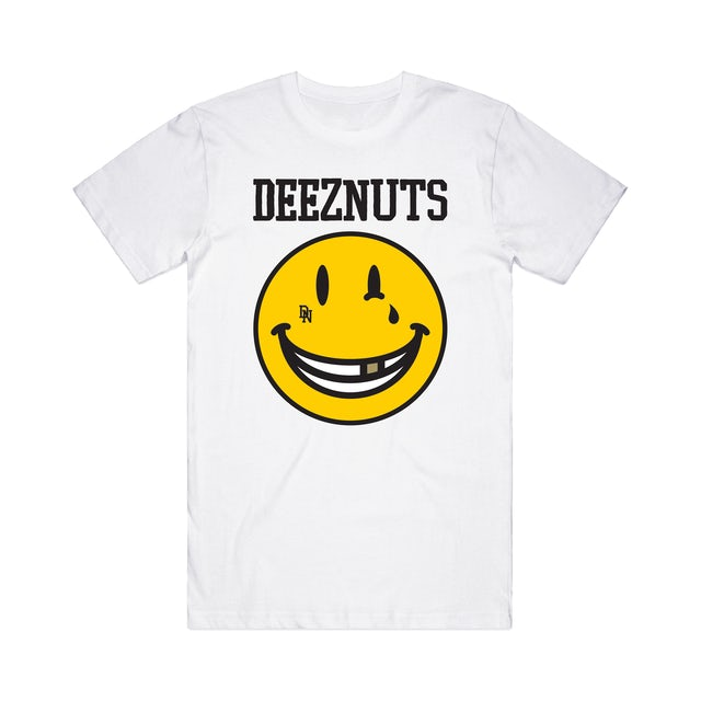Deez Nuts You Got Me Fucked Up Tee (White)