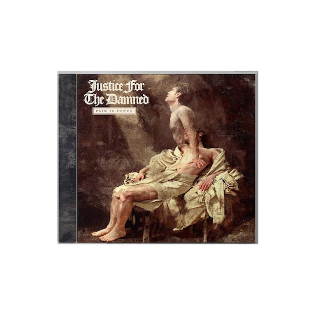 Justice For The Damned Pain Is Power CD
