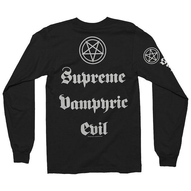 Cradle Of Filth The Principle Of Evil Made Flesh Longsleeve