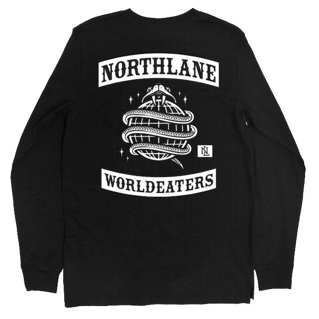 Northlane Worldeaters Longsleeve (Black)