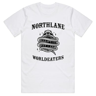 Northlane Worldeaters Tee (White)