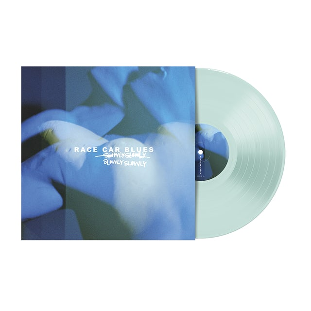 "Slowly Slowly Race Car Blues 12"" Vinyl (Transparent Light Blue)"